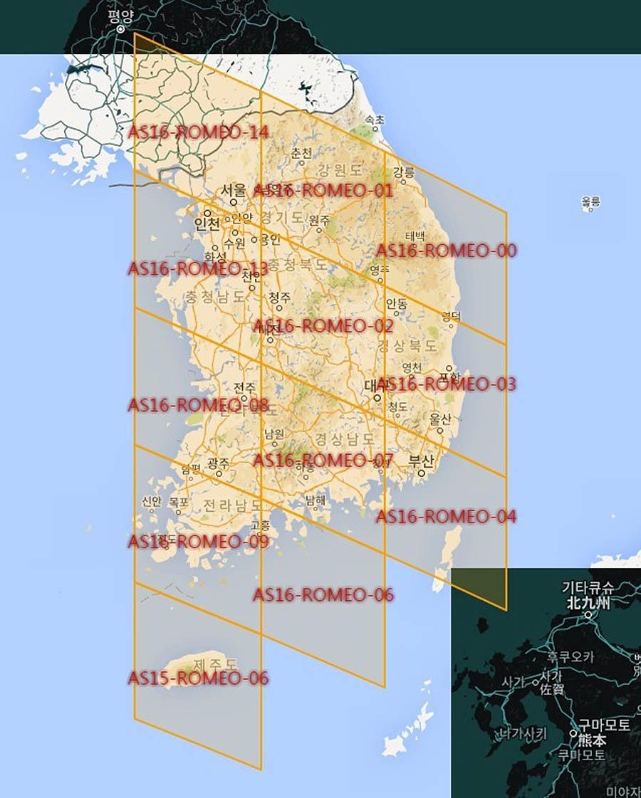 포켓몬 고 속초 제외 지도 ⓒpcpinside