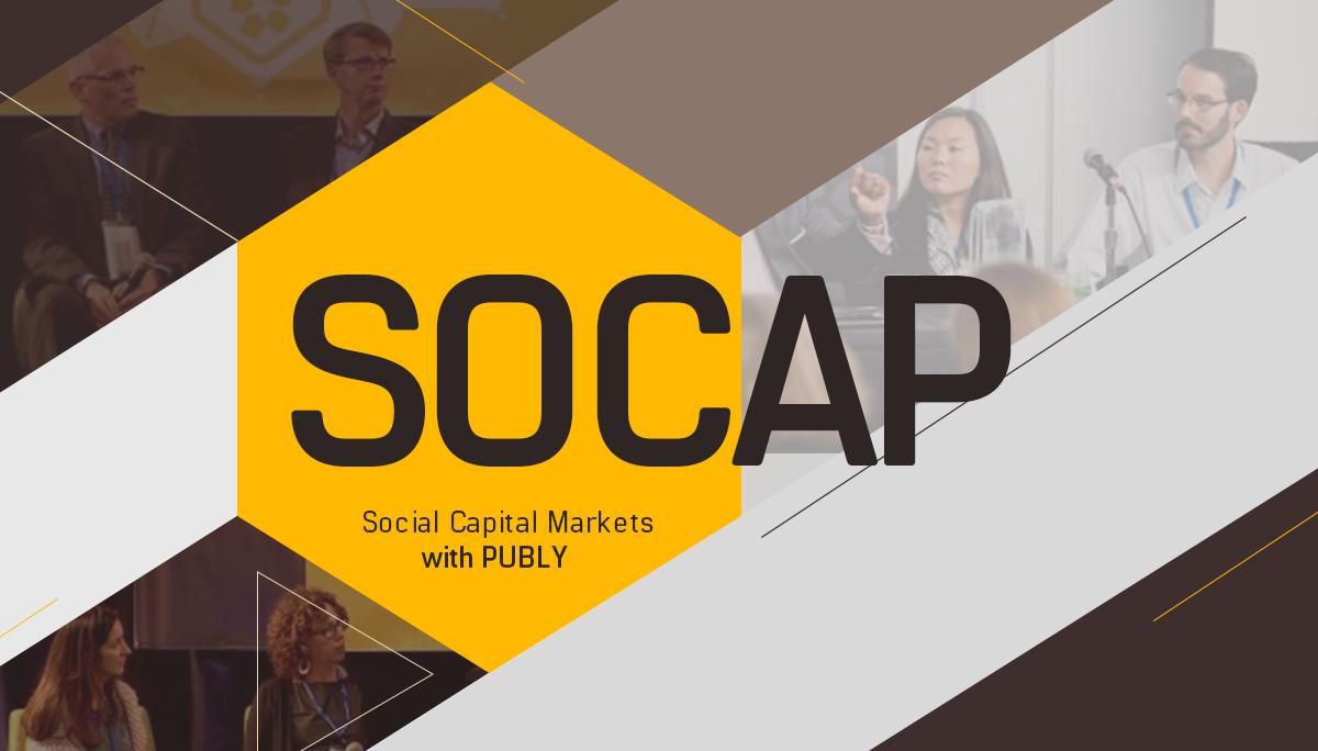 자본과 의미가 만나는 곳<br /> - SOCAP 2016 컨퍼런스