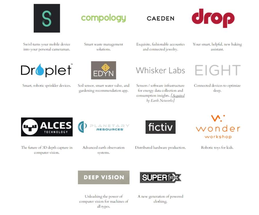 촹신공창 공식 웹사이트에 소개된 대표적인 포트폴리오 ⓒSinovation Ventures