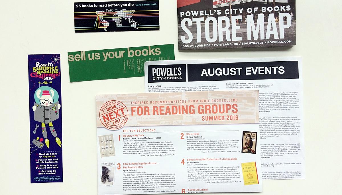 책이 좋아서 떠난 포틀랜드: '파웰 북스' 탐험기