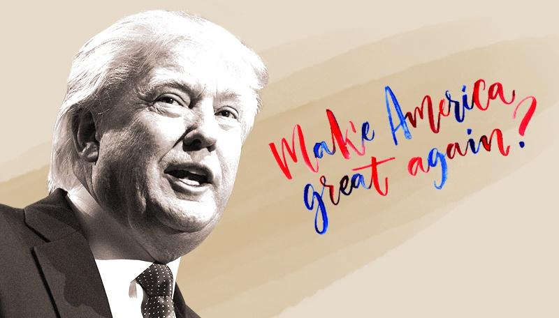 트럼프가 온다