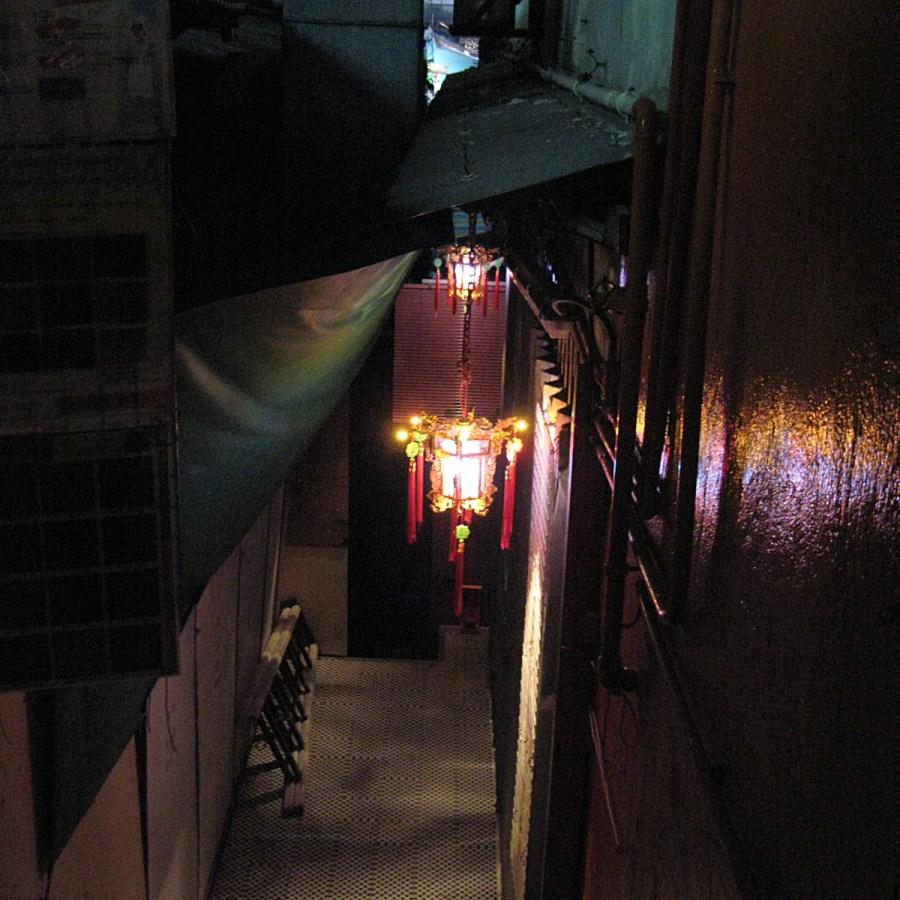 홍콩 거리 ©이유진