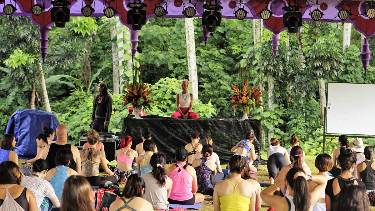 ©Bali Spirit Festival/Amarantha
