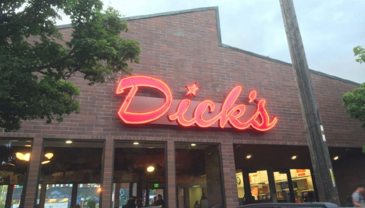 딕스 드라이브인 (Dick's Drive-in)