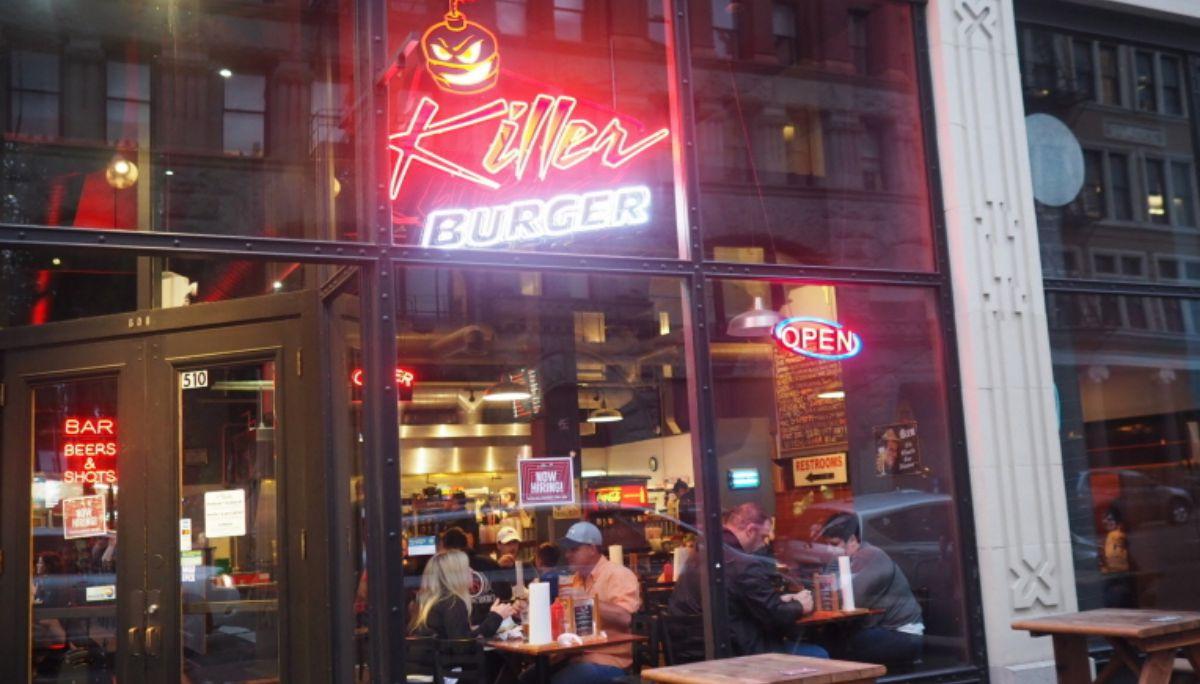 킬러 버거 (Killer Burger)