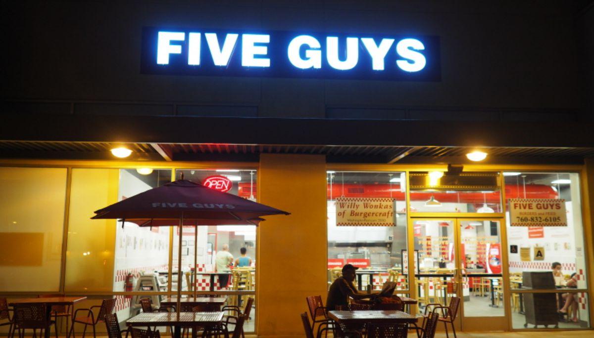 파이브가이즈 (FIVE GUYS)