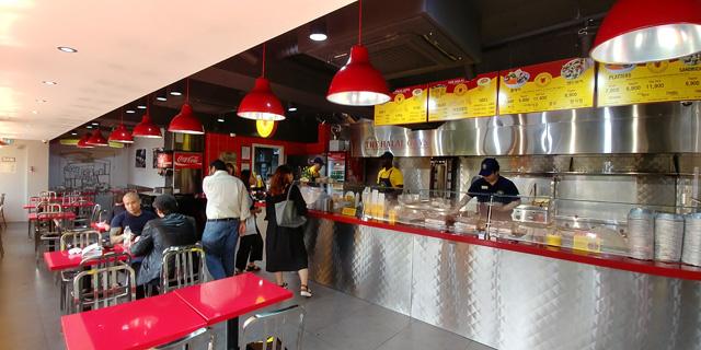이태원의 중동음식점 할랄가이즈 ©Paradigm Insight/남민정