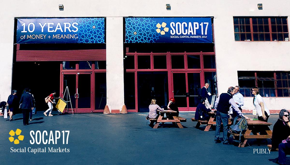 돈의 의미를 묻다 - SOCAP 2017