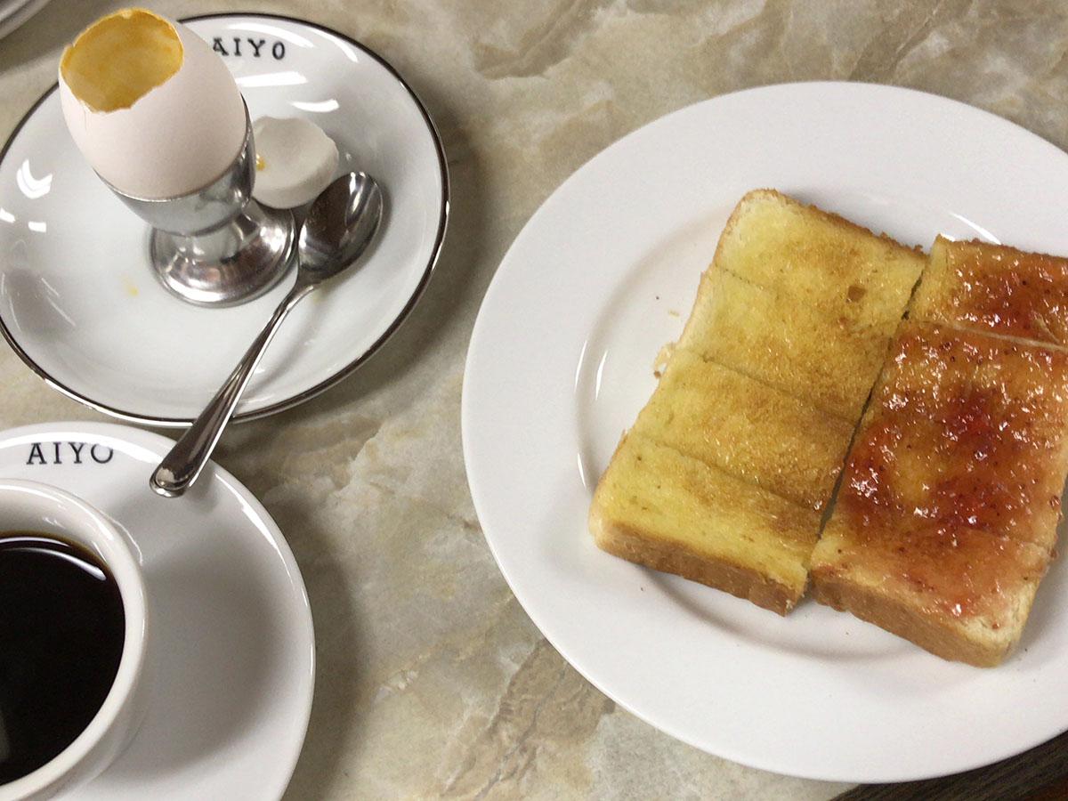 거의 유일하다시피 한 이 카페의 메뉴다. ©최빈