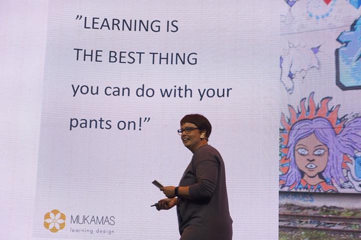 배움은 당신이 맨 정신으로 할 수 있는 가장 재미난 행위이다. ©박솔잎