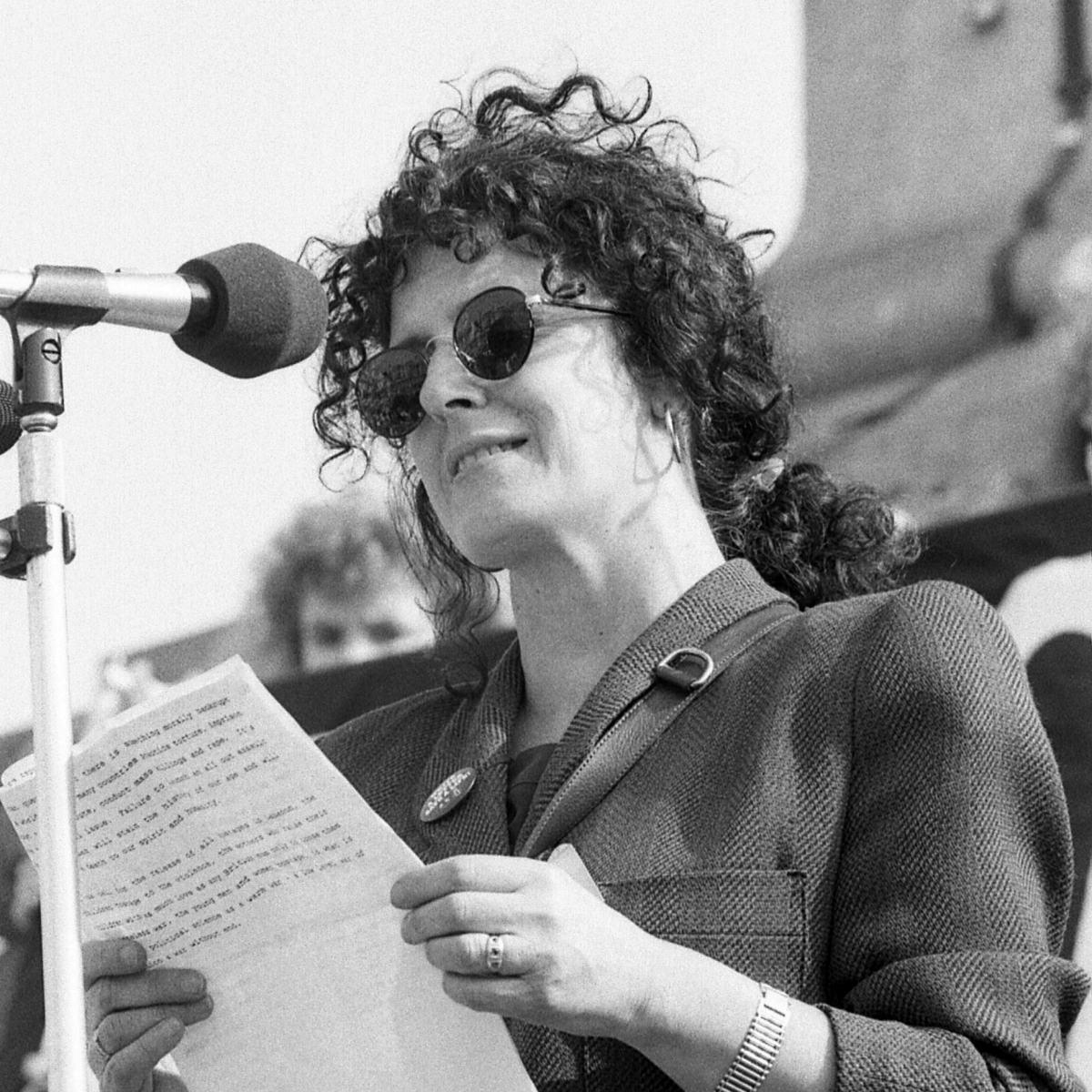 Anita Roddick(1942.10.23-2007.9.10)의 사회적기업가 정신과 바디샵의 임팩트 비즈니스는 불가분의 관계였다. ©David Fowler/Shutterstock