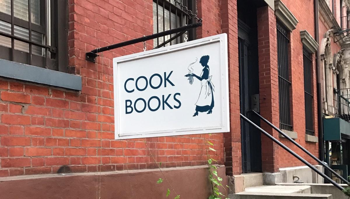 전 세계 요리책이 있는 곳 Bonnie Slotnick Cookbooks