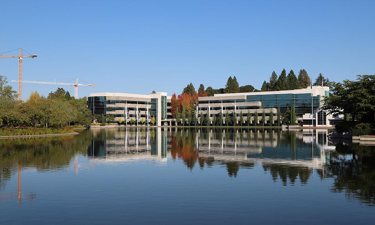 건물은 평범한 대학교 건물 같다. ©이은재
