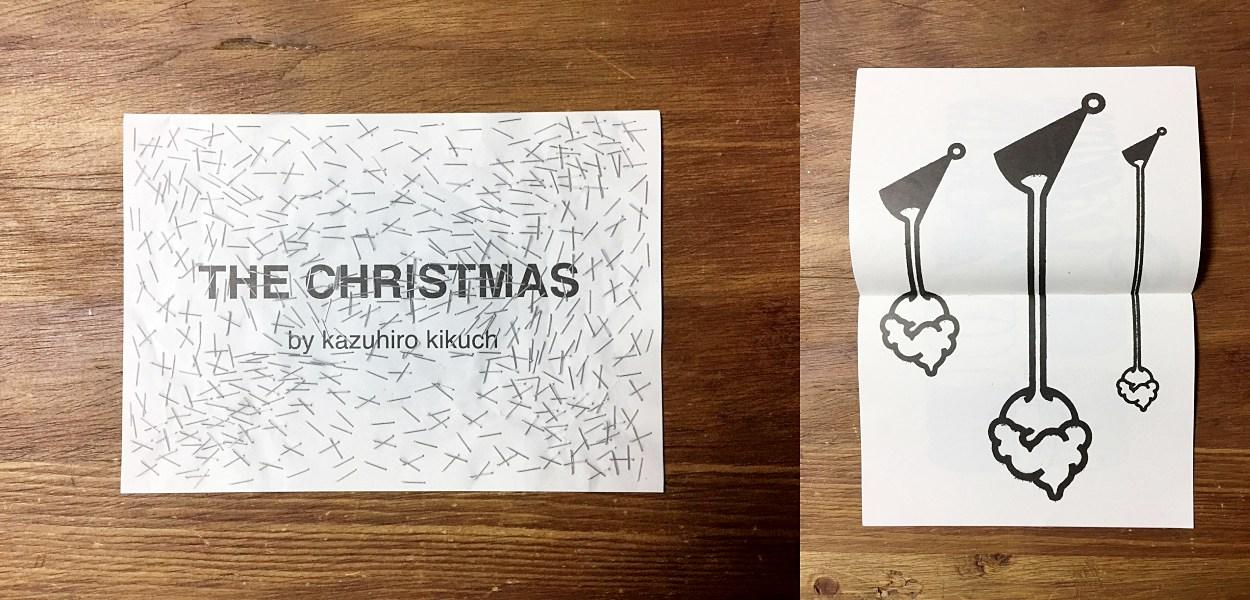 기쿠치 카즈히로, 「The Christmas」 ©Kazuhiro Kikuchi