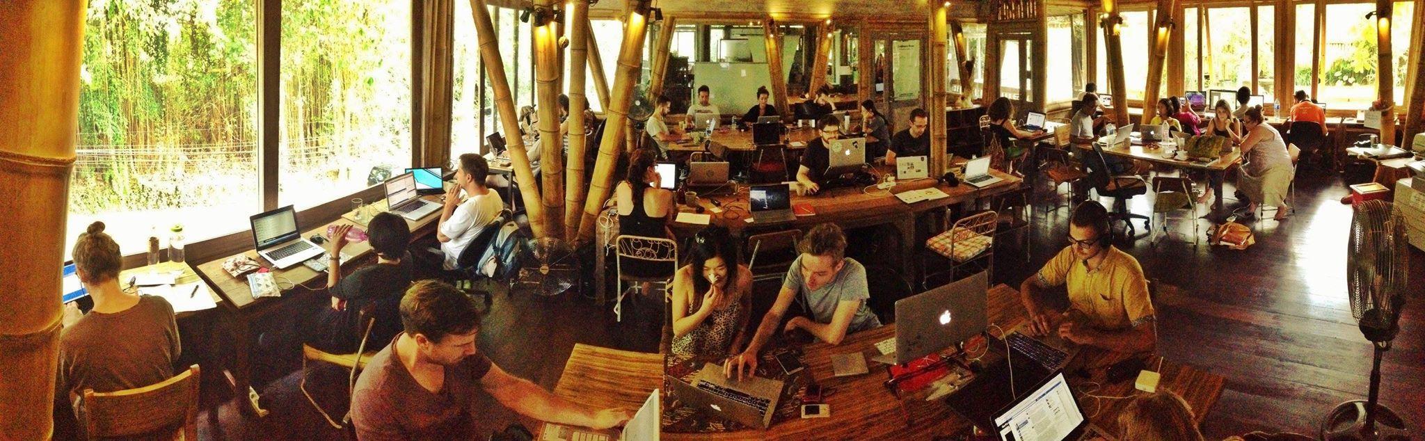 Coworking Place Hubud ⓒHubud