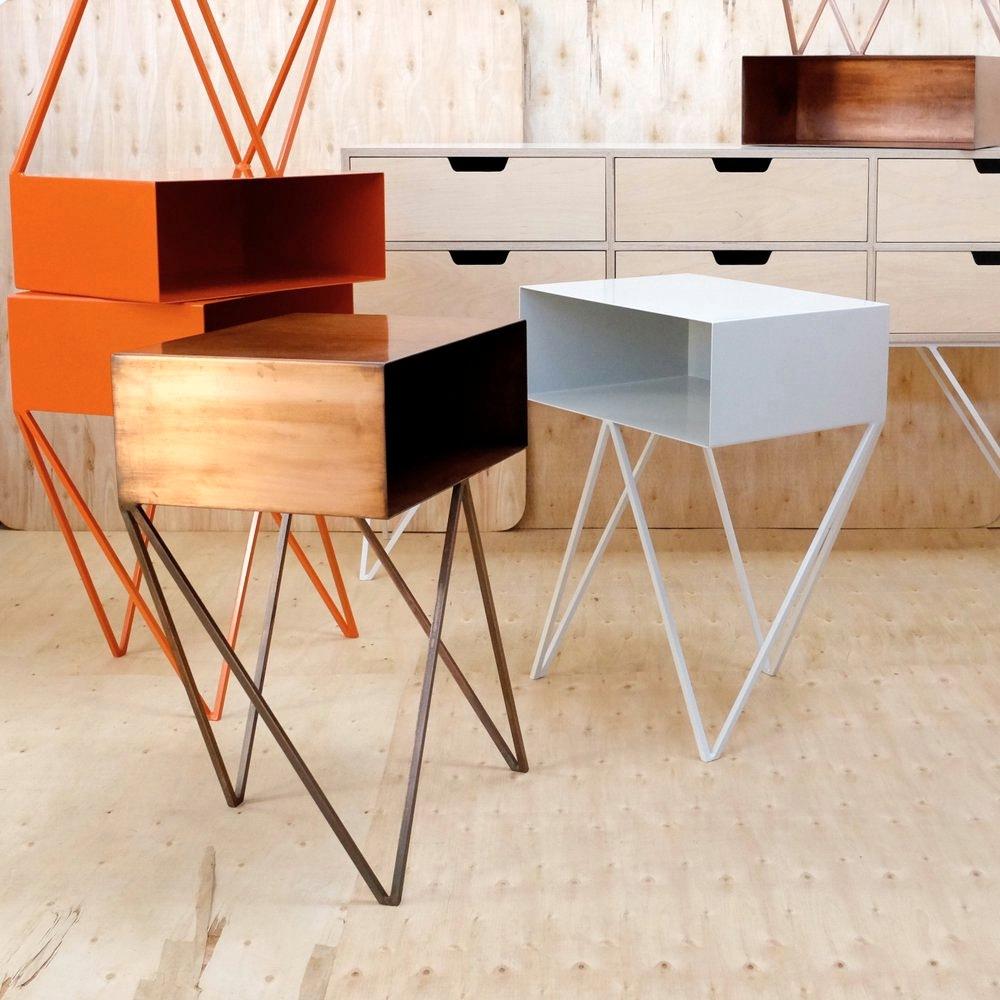 지그재그 다리를 이용한 가구 ©&NEWdesign studio