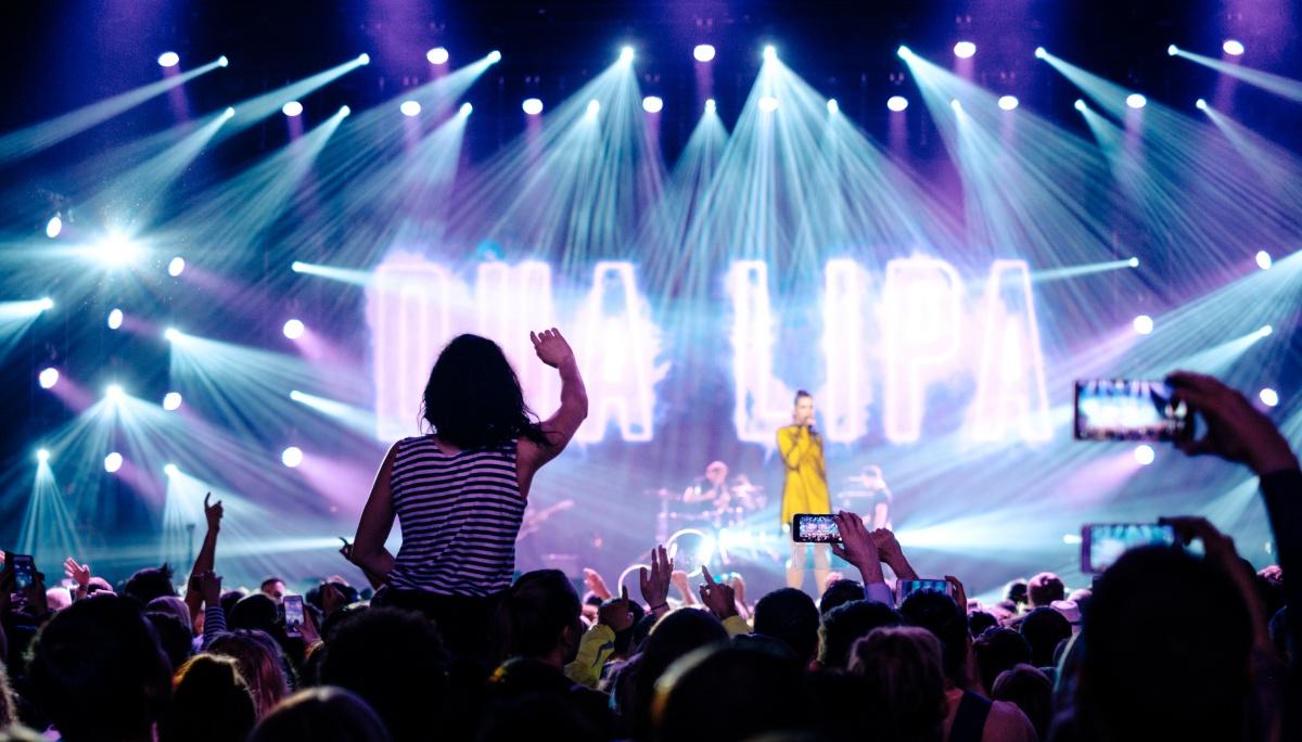 콘서트와 굿즈: 음악의 부가 가치