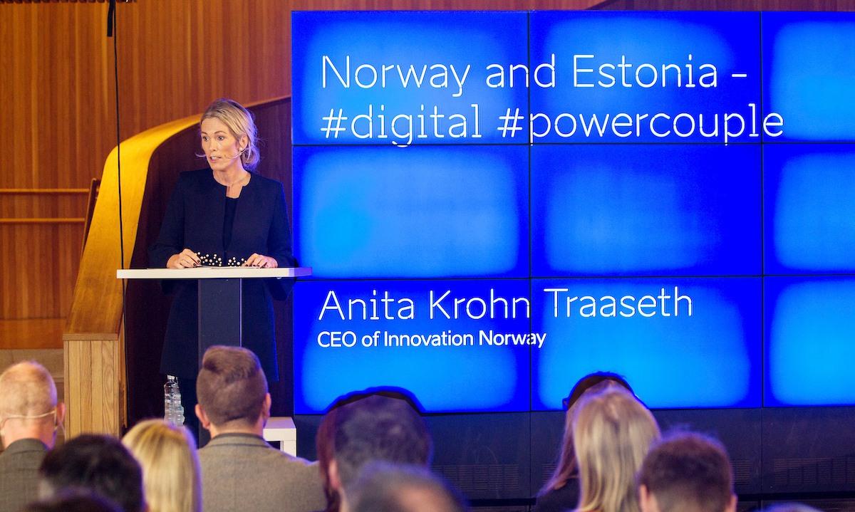 'e-에스토니아, 가장 발달한 디지털 사회를 탐험하다' 세미나 중 ©Christian T Joergensen/EUP-Berlin GbR