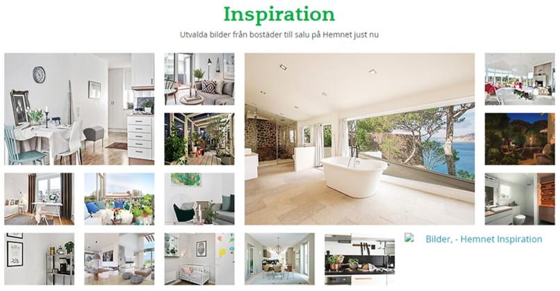 스웨덴에서 거래되는 모든 집의 정보는 Hemnet의 홈페이지 및 앱에서 확인할 수 있으며, 판매자, 구매자, 부동산업체 및 인테리어, 수리 업체 등을 중계하는 구심점이 되고 있다. ©Hemnet