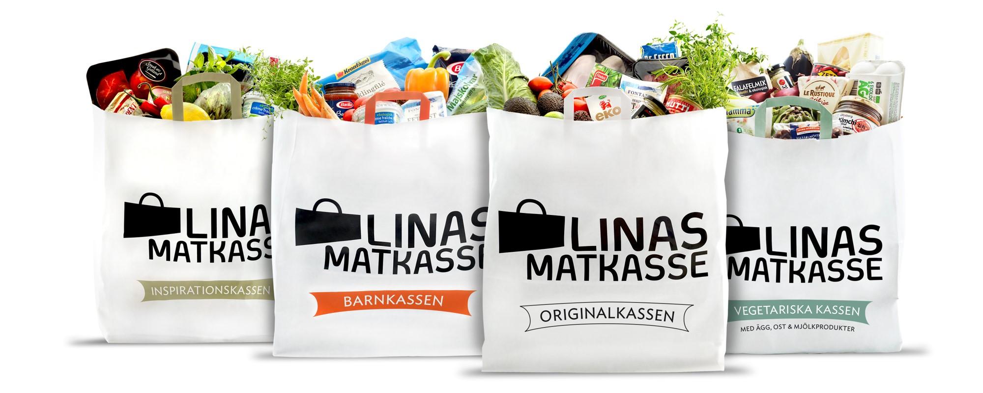 식재료 키트와 요리법을 판매하는 Linas Matkasse는 요리의 즐거움을 전파하며 식품 산업을 변화시키고 있다. ©Linas Matkasse