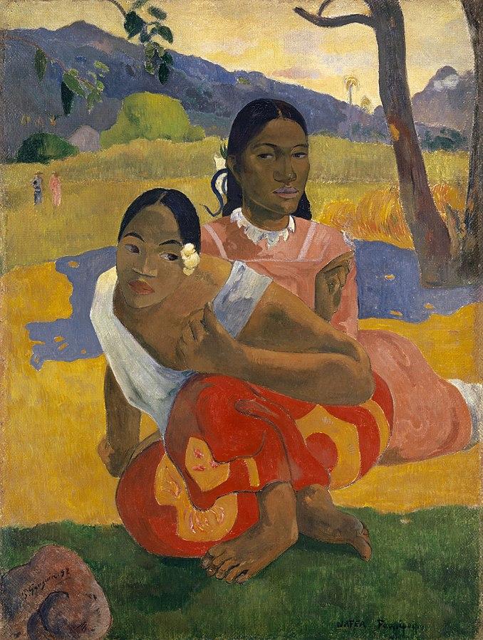 Paul Gauguin, Nafea Faa Ipoipo?(1892)
