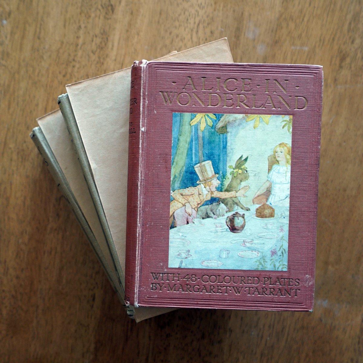 1910~1920년대 출간된 워드 록(Ward Lock & Co.) 출판사의 <그림동화> ⓒ조경국