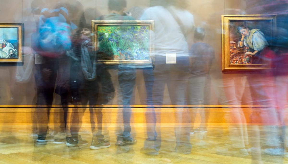 에필로그: 미술과 함께 걸어가기