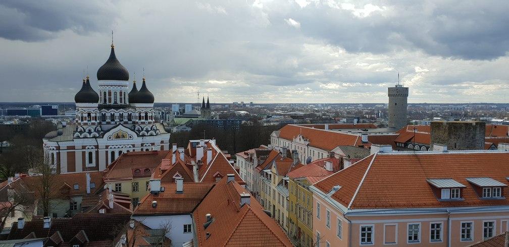 e-네이션은 보이지 않고, 중세시대의 모습을 그대로 간직한 도시만 발견할 수 있었다. ⓒ박인