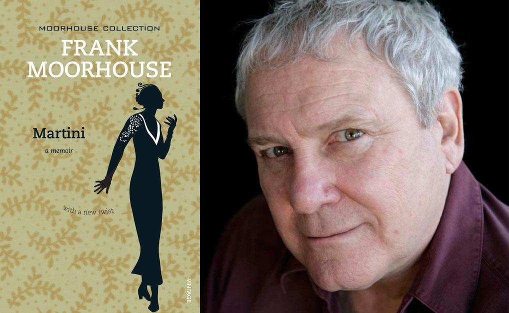 상하이 문학 페스티벌의 시작을 함께 한 프랭크 무어하우스와 그의 저서 <Martini: A Memoir> ©Penguin Books / Kylie Melinda Smith