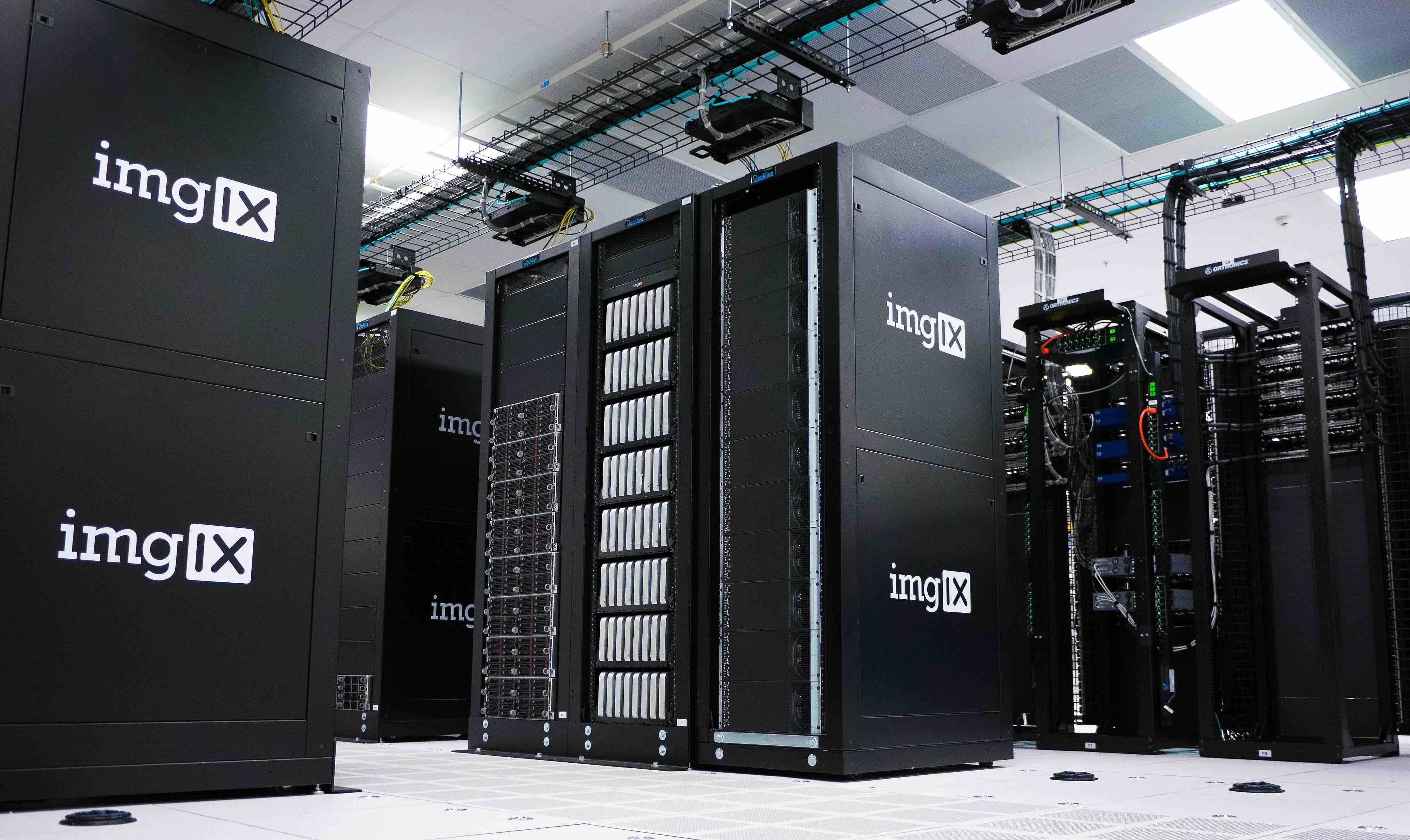 데이터 센터 ©Imgix/Unsplash