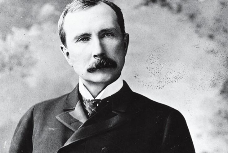 존 D. 록펠러(1839.7.8~1937.5.23)