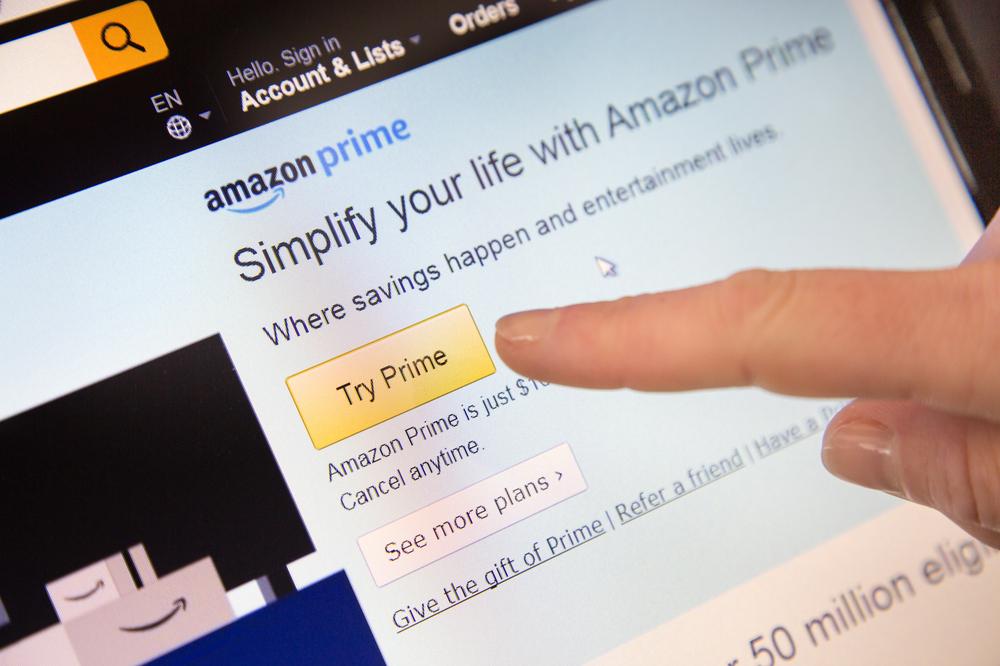 아마존 프라임 ⓒShutterstock.com