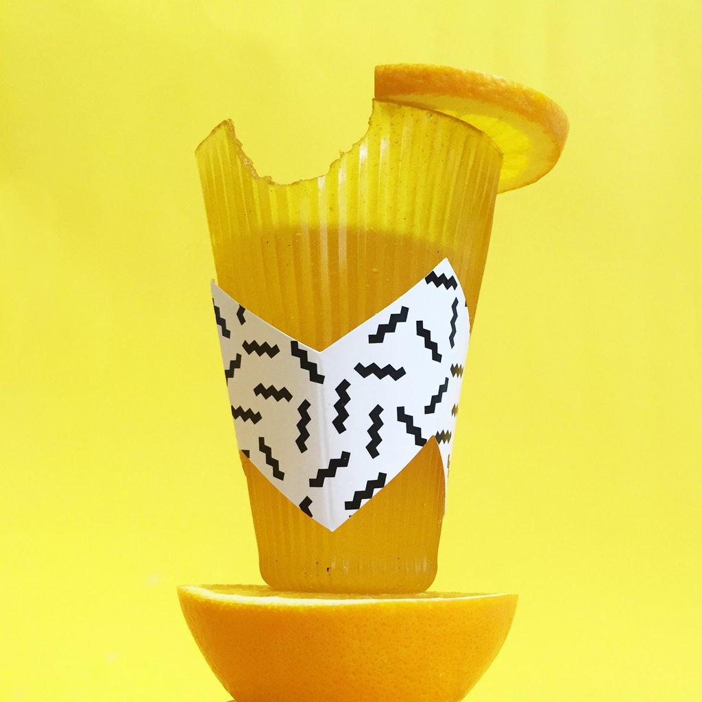 먹을 수 있는 컵, 롤리비타 ©Loliware