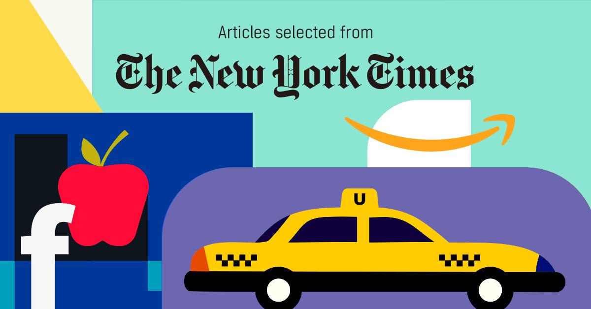뉴욕타임스 - 퍼블리 큐레이터가 선정한 뉴스 [2019년 1월 3주]