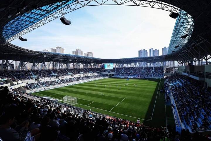 대구FC의 홈 경기장 'DGB대구은행파크' ⓒ대구FC