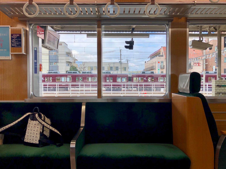 큰 창문으로 바라본 교토의 일상이 좋았다. ©생각노트