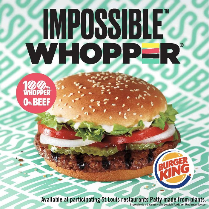 Impossible Whopper ⓒBurger King