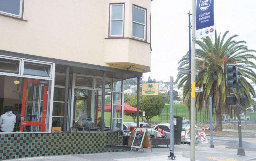 페이스북 창업자 마크 저커버그가 주택을 구입한 샌프란시스코 미션디스트릭트 ⓒ다산북스