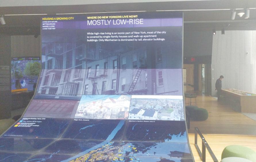 뉴욕 주민의 절대다수는 단독주택과 저층 아파트에 거주한다. ⓒ다산북스