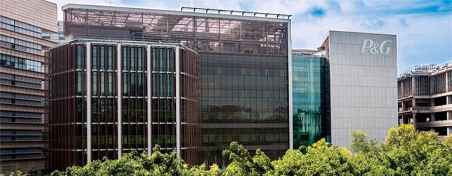P&G 아시아퍼시픽 본사 싱가포르 오피스 ⓒP&G